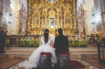5 razones para tener una boda católica si son creyentes
