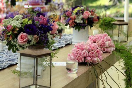 10 ideas para ahorrar en las flores de la boda