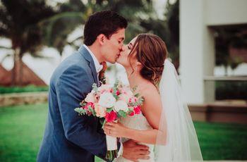 101 fotos con las que recordarán su boda ¡de principio a fin!