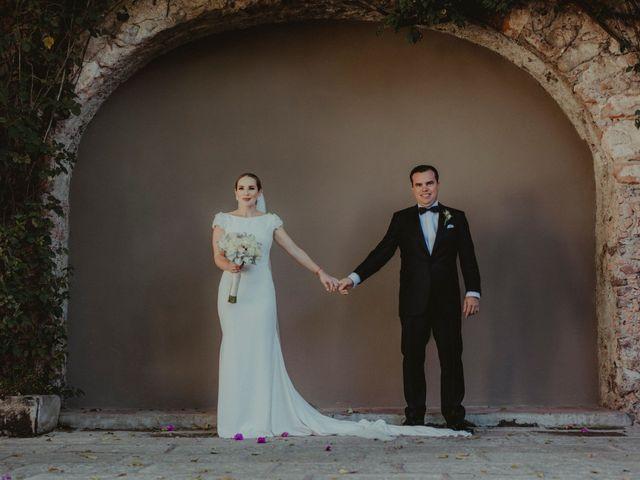 El amor a primera vista también llega al altar: la boda de Alejandro y Ana