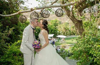 La boda al aire libre de Rodrigo y Mónica en el corazón de Morelos