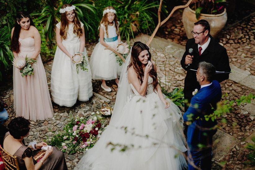 fc9135777 Protocolo para bodas civiles  cuáles son los pasos del gran día ...