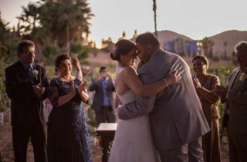 La boda de Manuel y Mary: equilibrio entre intimidad y romanticismo