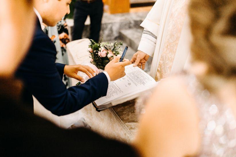 Matrimonio Catolico Con Un Ateo : Testigos de la boda católica: ¿reúnen todos los requisitos? bodas