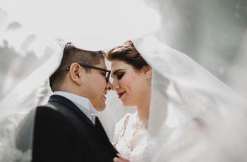 La boda de Santiago y Mariana: detalles, sorpresas, diversión y más...