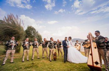 10 canciones de mariachi para el final de la ceremonia de boda