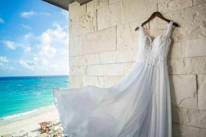 85 Vestidos De Novia Para Una Boda En La Playa Bodas Com Mx