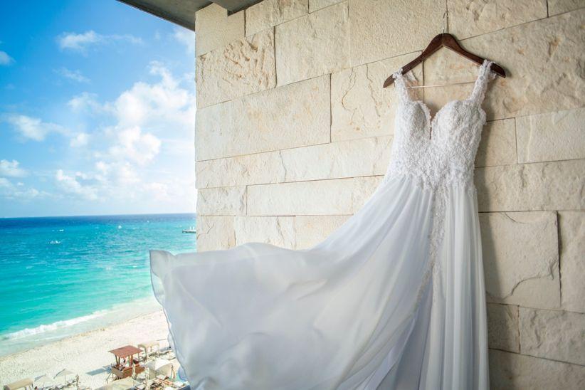85 Vestidos De Novia Para Una Boda En La Playa Bodascommx