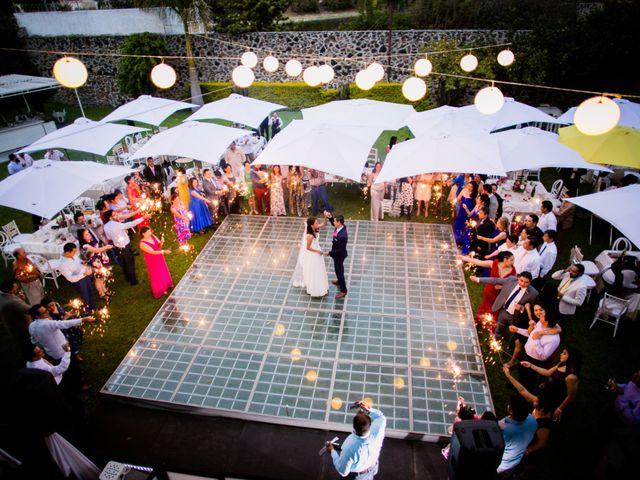 Pistas iluminadas para bodas ¡para una fiesta brillante!