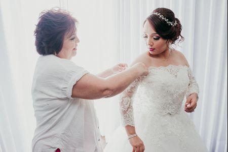 ¿Qué te espera en la última prueba del vestido de novia?
