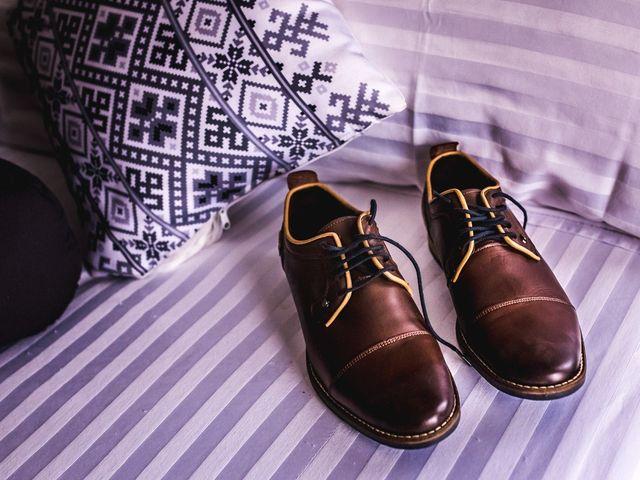 ¿Hora de elegir los zapatos del novio? Conoce las normas