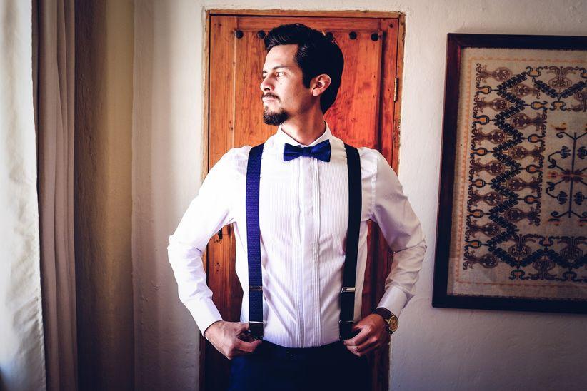 Novios de etiqueta  el mejor traje para cada tipo de boda - bodas.com.mx df94405bc990