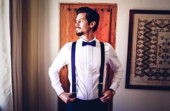 Novios de etiqueta: el mejor traje para cada tipo de boda