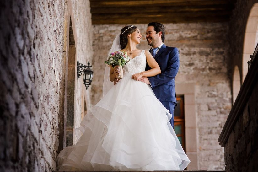 6 tips para tener éxito en las pruebas de vestidos de novia - bodas