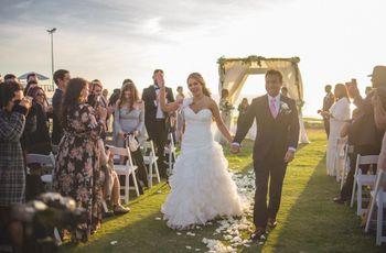 Una receta médica que prescribe amor: la boda de Juan Manuel y Berenice