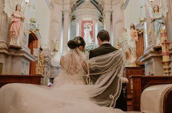 Lo que no se puede hacer en una boda católica... don't!