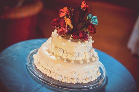 Todo lo que tienes que preguntar a la hora de elegir el pastel de tu boda