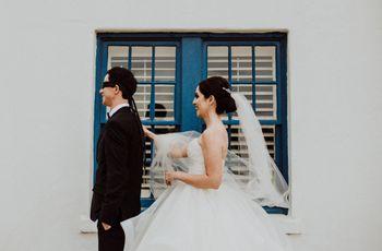 5 reglas de oro para ser una novia elegante