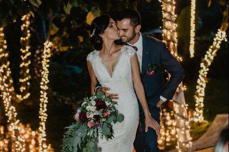 6 decisiones sobre la iluminación: ¡prendan su boda!