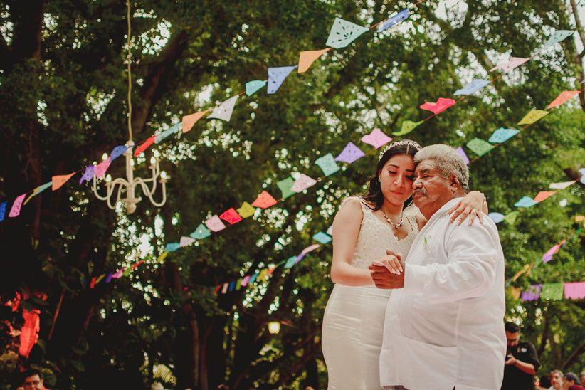 15 canciones (y algunos tips) para el baile de la novia y su papá