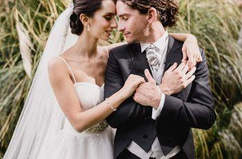 4 aspectos bá-si-cos para elegir tu traje de novio