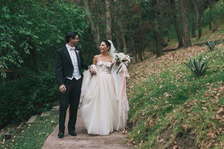 7 lugares especiales para las fotos del reportaje de boda