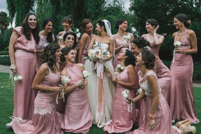 e3078c6122 8 tips para elegir el vestido perfecto para tus damas - bodas.com.mx