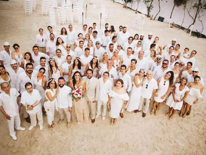 7 pasos para calcular el número de invitados de su boda