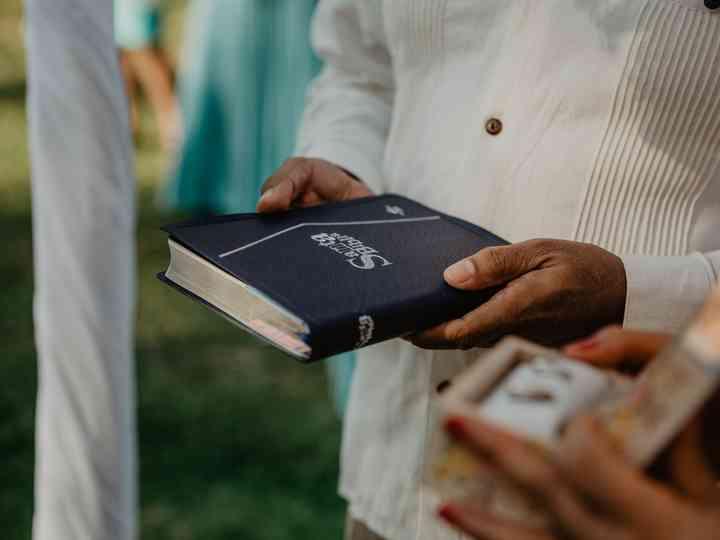 7 textos bíblicos para la primera lectura de una boda católica