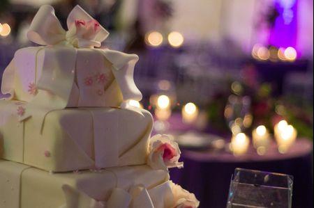 Pasteles de bodas Chantilly o Fondant