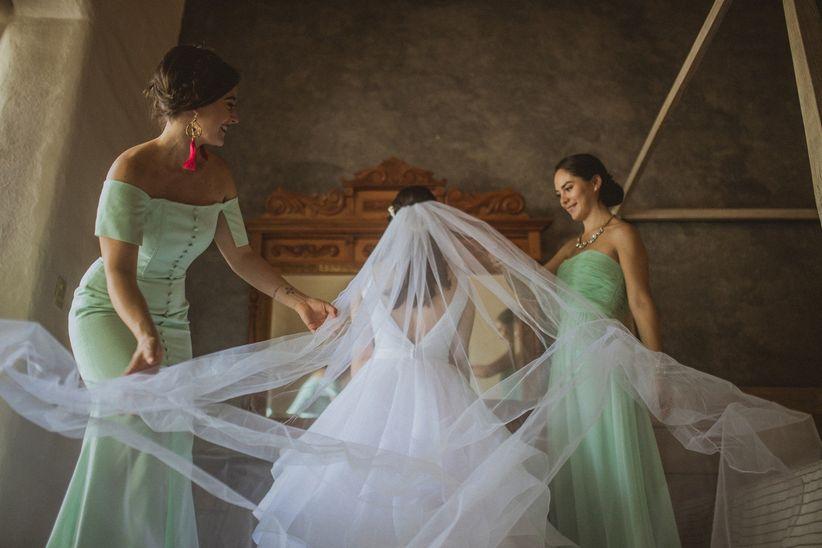 7 razones para llevar velo el día de tu boda, ¿cuál te convence más ...