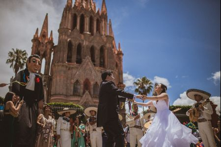 7 iglesias para casarse en Guanajuato ¡y todas son hermosas!
