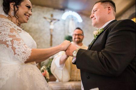 Fe de bautismo y de confirmación, ¿tienen los papeles de su boda católica?