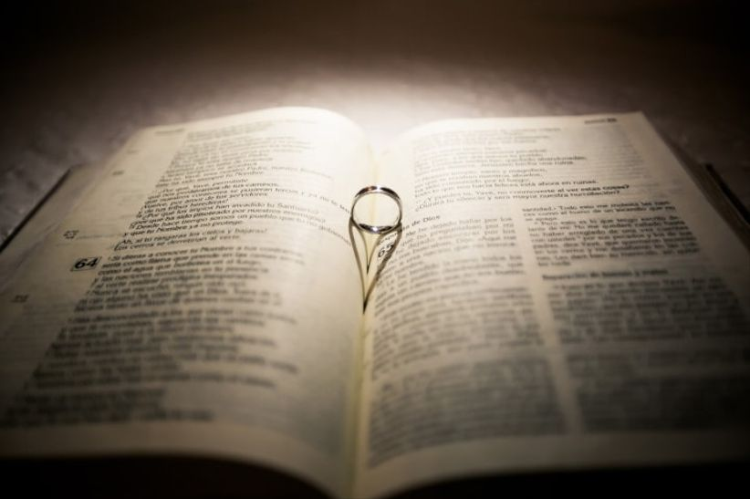 Recopilacion De Textos Biblicos Para Su Boda Bodas Com Mx
