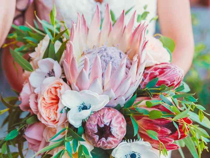 8 tendencias en ramos de novia 2019: ¿cuáles de estas seguirás?