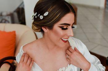 Maquillaje para novias de otoño: 7 tendencias que debes considerar