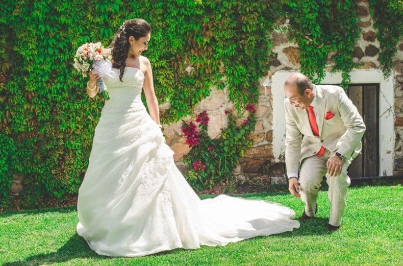 4d5f28965 Cómo escoger tu vestido según la estación del año - bodas.com.mx