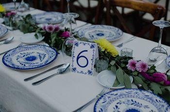 30 ideas para una boda con talavera que será pura artesanía