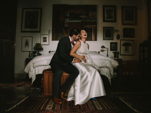 Cómo preparar la noche de bodas: placer para los cinco sentidos
