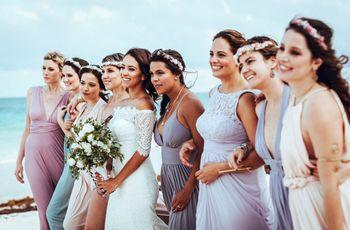 2cec4000d Vestidos para fiestas en jardín  consejos para armar tu estilismo ...