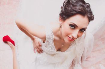Consejos para el maquillaje de ojos de la novia