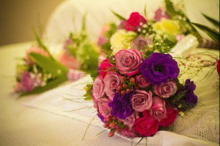 12 ramos originales para la novia en verano