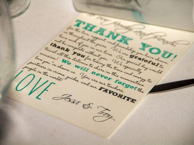 Las tarjetas de agradecimiento de su boda