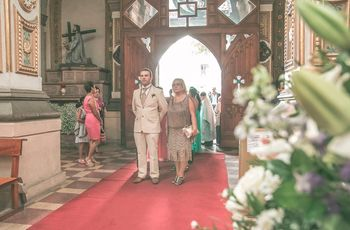 Consejos para el cortejo, ceremonia y salida del templo