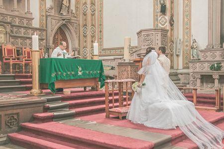 Todos los trámites que necesitas para la boda religiosa