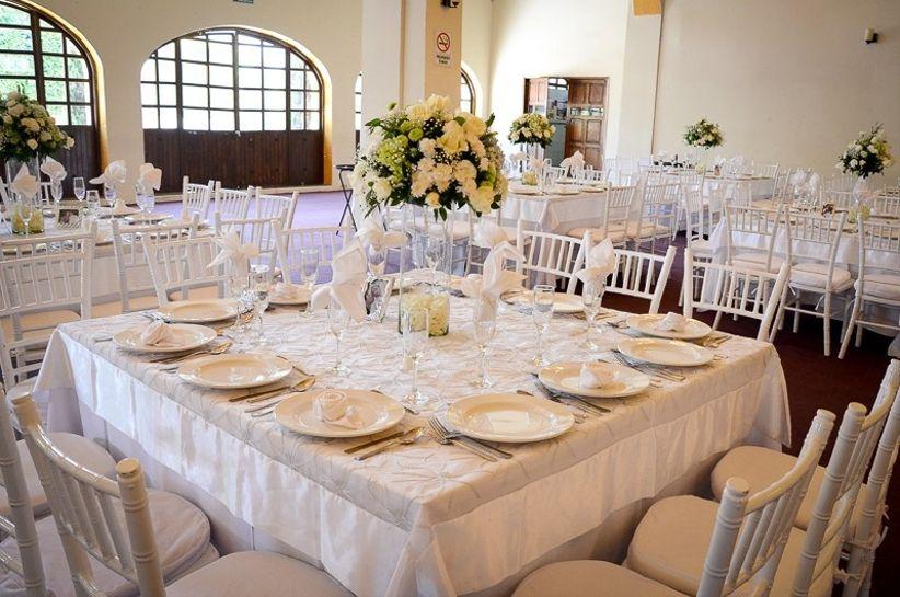 Tipos de mesa para el banquete bodascommx