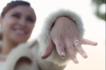 Formas originales para dar el anillo