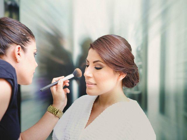 6 aspectos para elegir el maquillaje y el salón de belleza para la boda