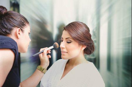 6 aspectos a tener en cuenta al elegir el maquillaje y peluquería para la boda