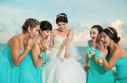 Consejos para elegir a tus damas de honor